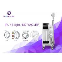 China Wrinkle Removal Skin Tightening Pigment Therapy RF Elight IPL Laser Beauty Equipment US002 on sale