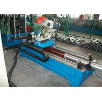 Buy Automatic roller Door Frame Roll Forming Machine , sheet profile cold roll at wholesale prices