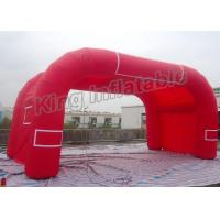 Quality 420D Polyester Coated PVC Inflatable Outdoor Event Tent Shell Tent With 8 * 4m for sale