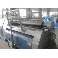 Quality Horizontal Steel Rolling Machine , High Precision 4 Roller Plate Rolling Machine for sale