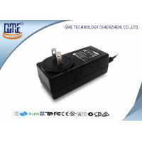 Quality US Plug Switching Power Adapter AC DC1200mA Max Input Current For Segway for sale
