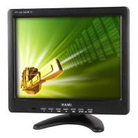 Quality 10.4-inch LCD Touch Screen Car Monitor with High-sensitive Resistance Touch Pad for sale