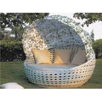 Quality 2014 rattan daybed garden furniture for sale