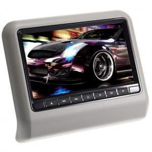 "9"" Size Portable DVD Player For Car Headrest , Headrest TV Screens OEM / ODM"