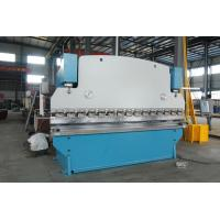 Quality Servo Motor CNC Hydraulic Press Brake For Sheet Steel Bending for sale
