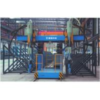Box Beam Double-cantilever T Shape Submerged Arc Welding Machine for sale