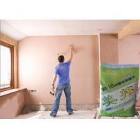 Flexible Polymer Interior Wall Putty Eco Friendly For Bathroom for sale