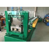 Buy Punching Device U Channel Roll Forming Machine , Galvanized Steel Roll Forming at wholesale prices