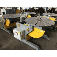 Quality CE Marks 1 Tonne Capacity Welding Positioner For Work Piece Tilting And Rotation for sale