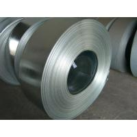China Cold Rolled Metal Coils Hot Dipped Galvanized Steel Strip Rolls on sale