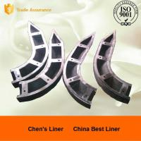 Buy Pearlitic Cr-Mo Alloy Steel Mill Liners High Stability Noise Reduction at wholesale prices