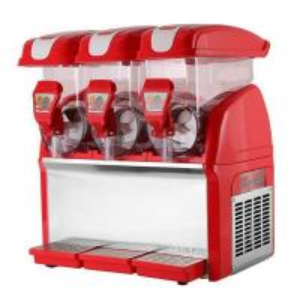 Buy cheap Commercial 3 Tank Frozen Drink Slush Slushy Making Machine Smoothie Maker 110V from wholesalers