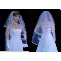 Quality 3 Layers tulle Wedding Veil 0013 for sale
