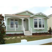 Quality Mini 20 / 30SQM Prefabricated Bungalow Homes , Light Steel Bungalow Modular Homes for sale