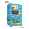 Quality Orange Juice Vending Machine with Online software Coin Bill Credit Card Orange Juice Vending Machine for Sale Automatic for sale