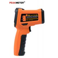 Colorful Display Portable Infrared Thermometer , High Temp Infrared Thermometer for sale