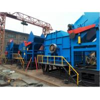 Quality Single - Shaft  Scrap Metal and Waste Plastic Crusher Machine With Low Power Consumption for sale
