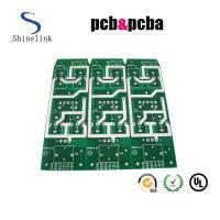 Quality Lead free Multilayer PCB Board with Alumina ceramic material for sale