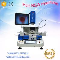 Quality Best design ! Hot air bga reworking station WDS-620 for all kinds of Laptop Desktop XBOX etc. rework machine price for sale