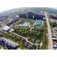 China Heilongjiang  Wave Pool Water Slide  Water Park Equipment ISO 9001 Certification for sale