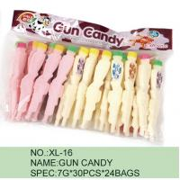Quality Gun dry powder candy,can be in different flavor and color for sale