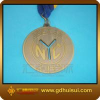 Quality csutom design zinc alloy blank medal for sale