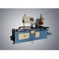 Quality Full Automatic Pipe Cutting Machine Stable Performance With Servo Feeding for sale