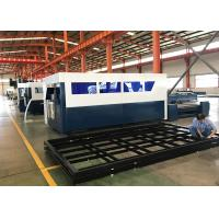 Quality 4kw CNC Fiber Laser Cutting Machine For Metal Carfts & Decoration for sale