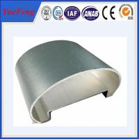 Quality Aluminum Pipe Stair Handrail extrusion, Aluminium Stair Profiles Manufacturer for sale