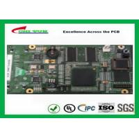 Quality Circuit Board Assembly Services BGA IC Lead Free Soldering Wave / Reflow for sale