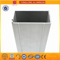 Quality 6063 Aluminum Extrusion Window Frame Profile Resistance To Dirty for sale