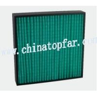 Quality Panel filter,disposable pleated panel filter,air filter for sale