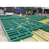 Quality Reusable Plywood Concrete Wall Forms , Metal Forms For Concrete Walls for sale