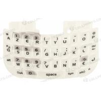 Buy cheap BlackBerry Curve 8520 OEM White keyboard - AZERTY from wholesalers