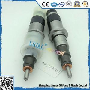 CUMMINS Bosch diesel injector 0445120231 , fuel injection injector 0 445 120 231 , engine oil injector 0445 120 231