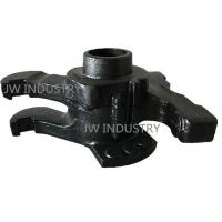 China Auto spare parts Hook/ hanger ductile iron casting parts on sale