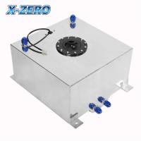Buy cheap Racing Parts 10 Gallon Aluminum Fuel Cell With 0-90 Ohm Fuel Level Sender from wholesalers