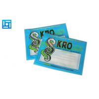 Buy Zipper Flat Fish Commercial Food Packaging Plastic Rectangle For Holiday at wholesale prices