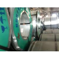 Quality Mile Edge / Slit Edge 201 1.4372 Stainless Steel Strip Coils , 2B BA Surface ASTM, AISI Standard for sale