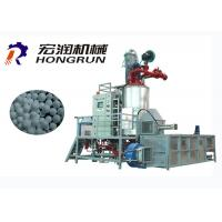 Quality Batch Type EPS Block Moulding Machine Anti Corrosion Easy Operation for sale