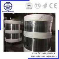 China Customized Power Stainless Steel Fermentation Tank Rockwool Insulation Polished Surface on sale