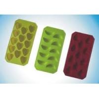 Quality Custom Flexible Silicone Ice Molds with Curing Agent C - 15 for sale