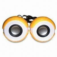 Quality 2.0 USB Mini Speaker with Standard 3.5mm Input Interface for sale
