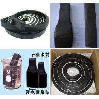 Quality High Expansion Ratio Black Bentonite Waterstop Bar For Concrete Joint for sale