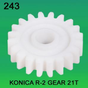 Quality GEAR TEETH-21 FOR KONICA R2 MODEL minilab for sale