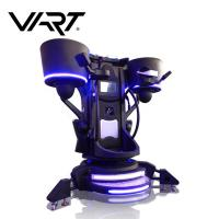 China 360 - Degree 9D VR Video Game Machine For Shopping Mall / Airport on sale