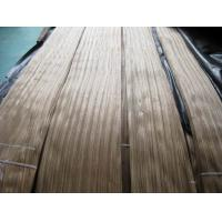 Quality Natural Zebrawood Wood Veneer for Projects for sale
