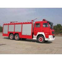 China SINOTRUK STYRE 6*4 water and foam fire fighting vehicle/rescue truck on sale