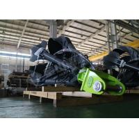 Buy cheap CAT320 Excavator Hydraulic Orange Peel GrabRotary Max Grapping Capacity from wholesalers