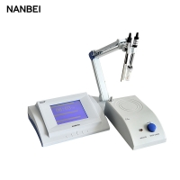 Buy cheap fluoride calcium nitrate lithium ion meter auto calibration for sale from wholesalers